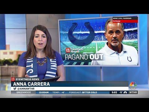 Chuck Pagano fired