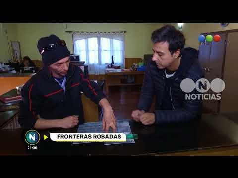 Reclamo fronterizo en Chubut: Campos invaden terrenos de los países