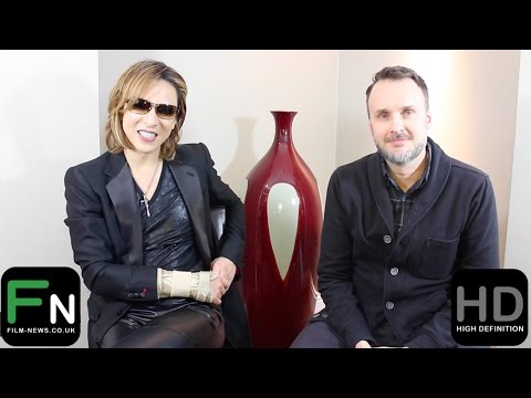 Yoshiki & Stephen Kijak I We Are X Interview I Film-News.co.uk