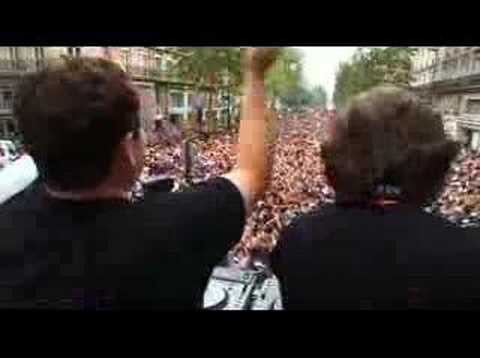Techno Parade 2007 (Teaser) - Joachim Garraud