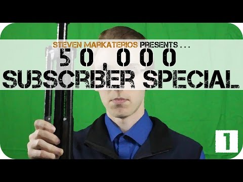 50,000 Subscriber Special - E1 - Introduction & Top 5 Videos