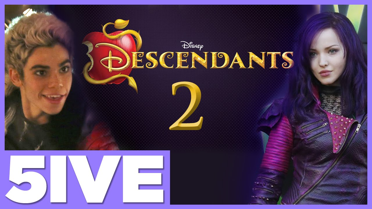 disney descendants full script pdf