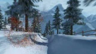 glenwood caverns 4d theater preview snow ride trailer