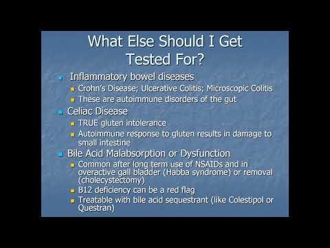 Overcoming Irritable Bowel Syndrome (IBS)