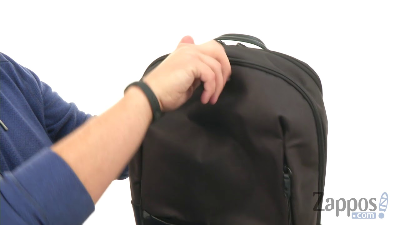 41a49b92a9 Tumi Tahoe Butler Backpack SKU  8932290 - YouTube