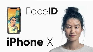 iPhone X New Tech: FaceID
