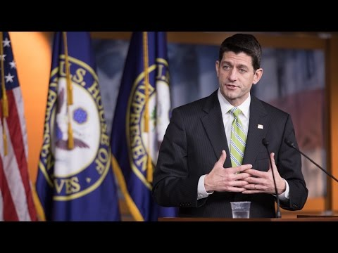 Speaker Ryan's Update on Health Care Reform