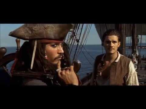Pirates Des Caraibes 1  Ingénieuse Evasion Scène Mythique
