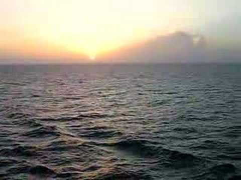 Sunset - Florida Straits - June 16, 2006