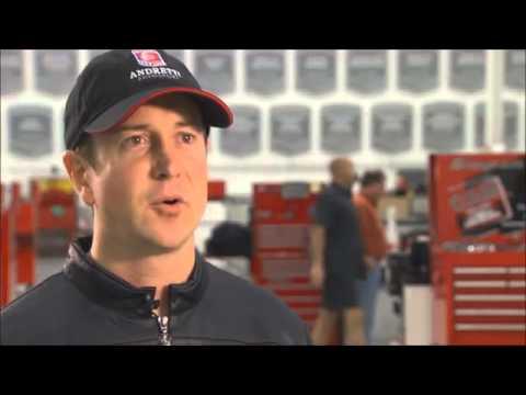 Kurt Busch - Michael Andretti Talk Indy 500 Entry - Video Interview