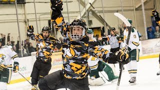 Hockey Highlights - Tech vs. NMU - Nov 10 , 2017