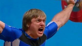 2009 World Weightlifting Championships, Men 105 kg \ Тяжелая Атлетика. Чемпионат Мира