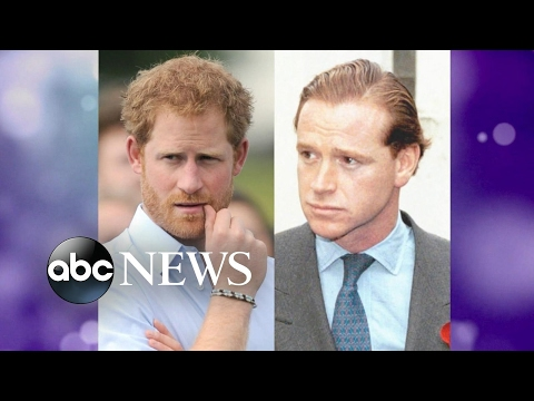 James Hewitt says he is not Prince Harry's father