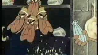 Puddingsong aus Asterix und Obelix (+lyrics)