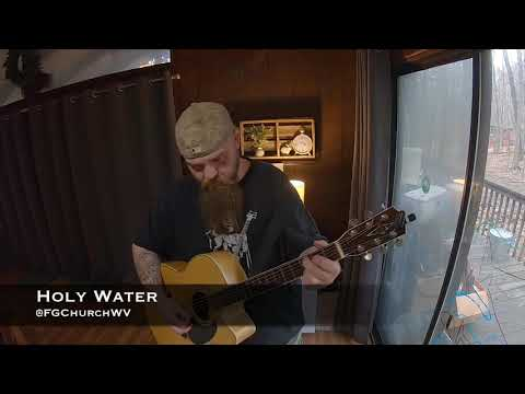 Holy water (cover) we the kingdom