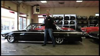 1962 IMPALA SUPER SPORT Low RIDER for sale with test drive, driving sounds, and walk through video
