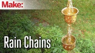 DIY Hacks and How Tos   Rain Chains