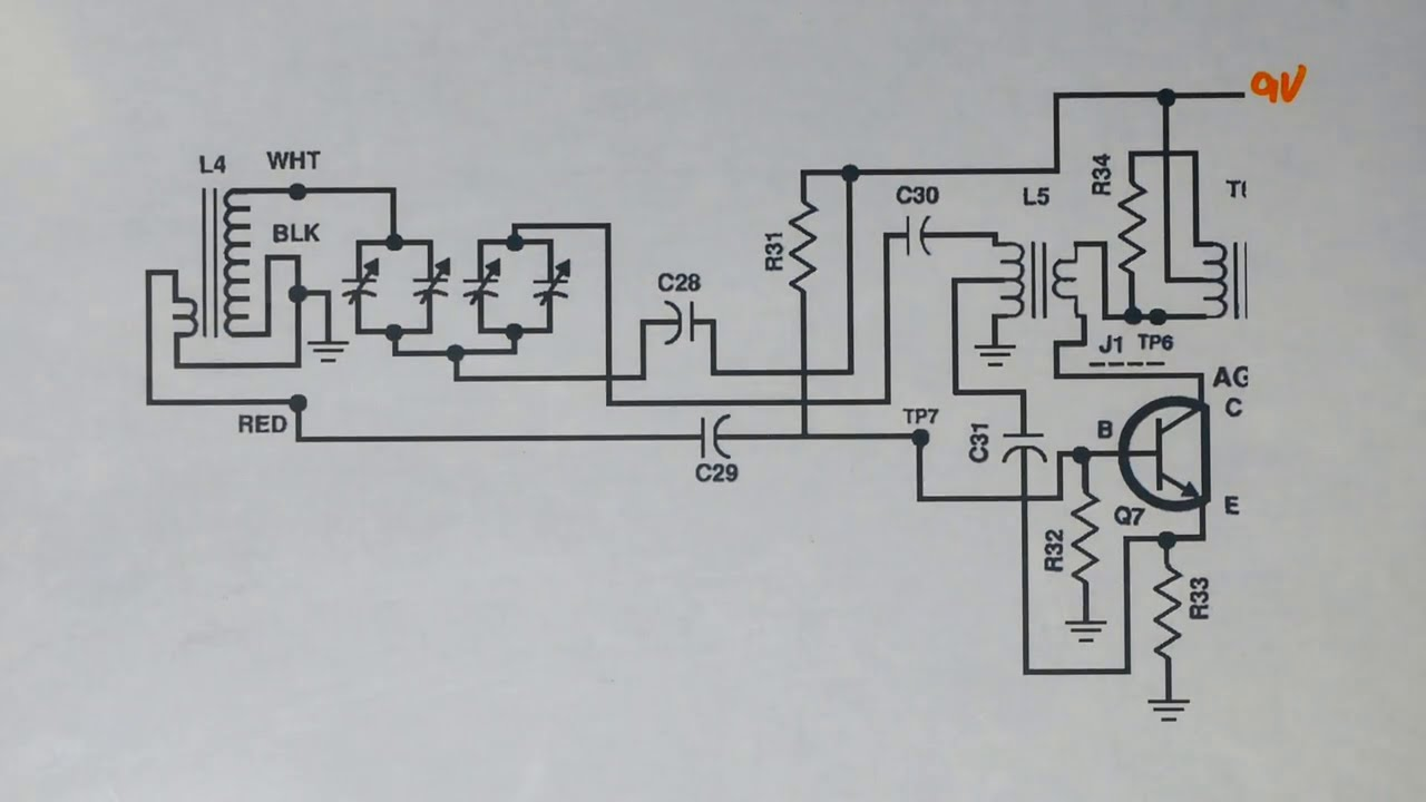 AM Radio Oscillator and Mixer