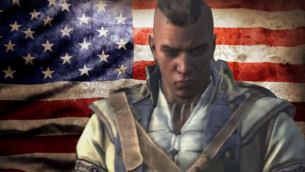 Assassins Creed 3 Connor S Greatest Speech Youtube