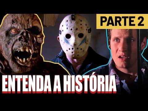 Saga Sexta-Feira 13   Cronologia e História de Jason Voorhees   PT. 2