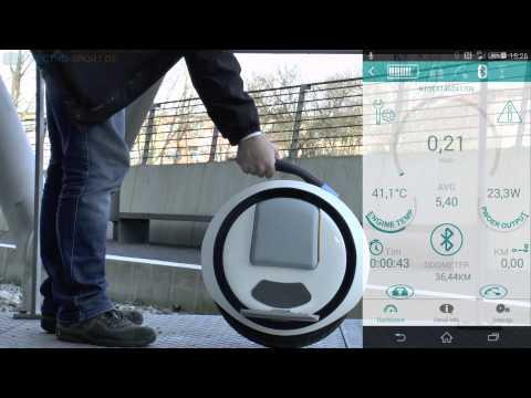 Ninebot E Test Deutsch DE/EN/ES/RU  https://www.electro-sport.de/
