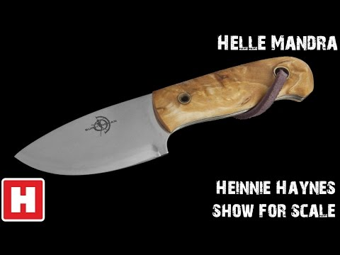 Helle Mandra - Show for Scale Overview