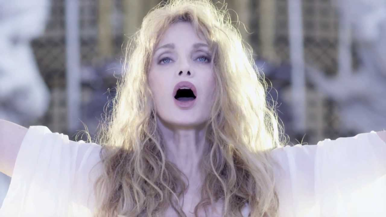 arielle dombasle video youtube
