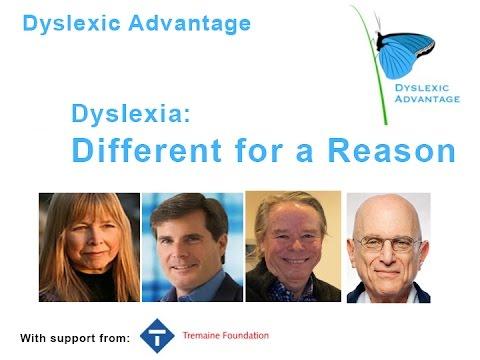 Dyslexic Advantage - Dyslexia - Different for a Reason