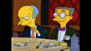 Repeat youtube video Mr. Burns speaks German