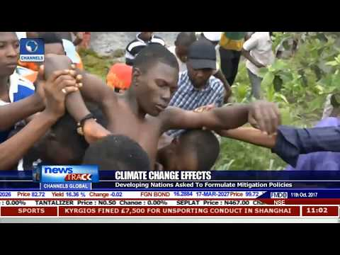 Developing Economies Bearing Brunt Of Climate Change Effects-- Expert
