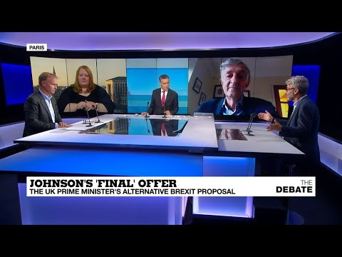 Boris Johnson's 'final' offer: UK Prime Minister's alternative Brexit proposal