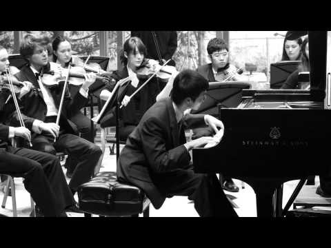Cleveland Institute of Music - feat Kai Chao Yang on piano