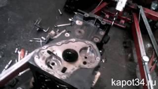 LDV Maxus приклад невмілого ремонту частина 2