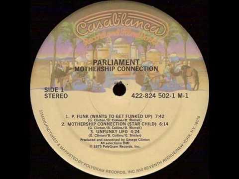 Parliament - Night of The Thumpasorus Peoples