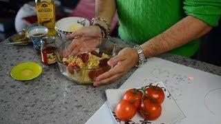 Bow Tie Pasta & Sun-dried Tomato Salad : Italian Cuisine