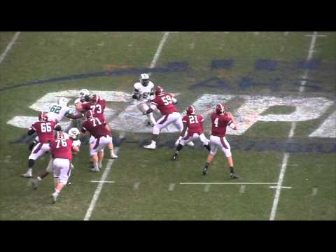 Top 10 plays from the AHSAA Super 7 state football championships