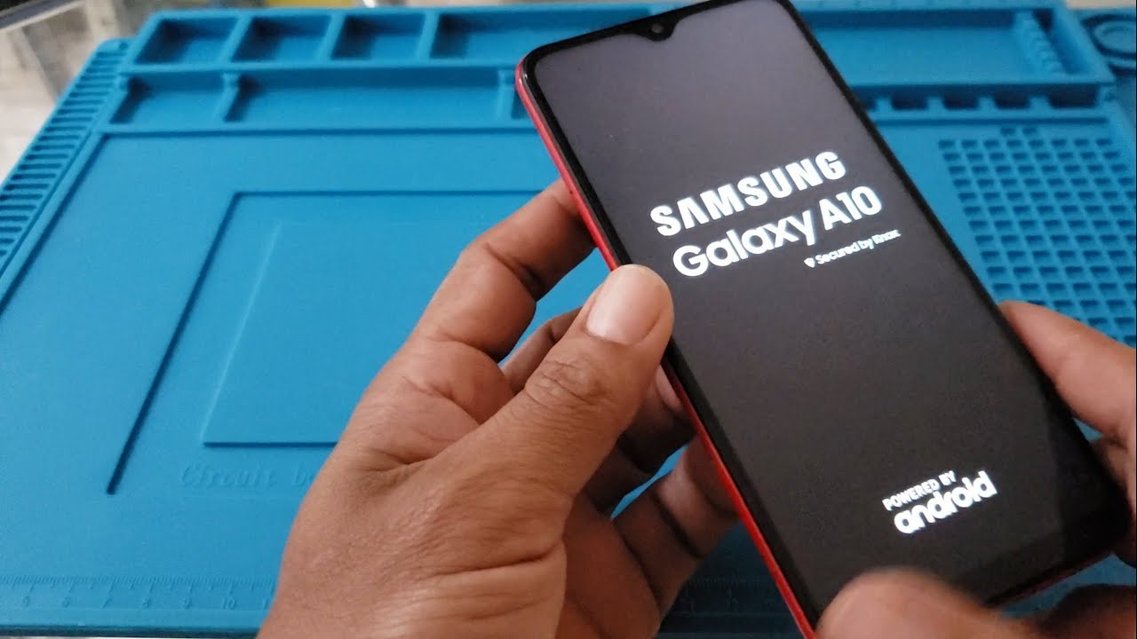 Hard reset Samsung Galaxy A10 desbloquear formatar remover