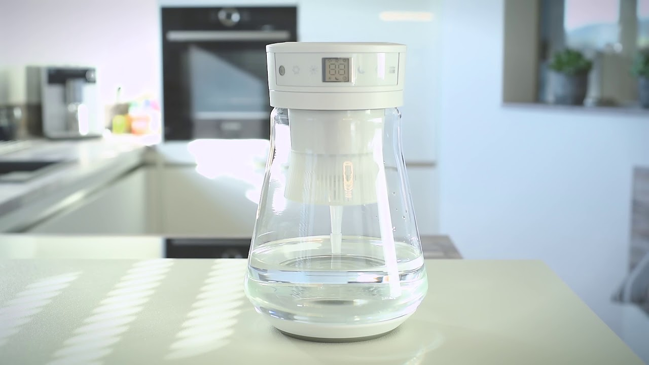 Der airvenue® Lufterfrischer für eine saubere Raumluft