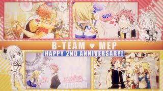 fks b team    happy 2nd anniversary ᴹᴱᴾ