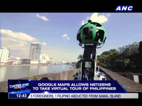 Google Maps allows netizens to take virtual tour of Philippines