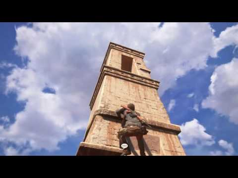 Uncharted™ 4: Treasure top of tower Madagascar