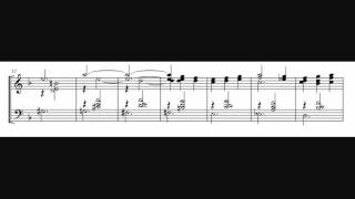 Transcription: Bill Evans - Waltz for Debby