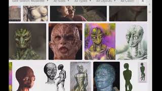 Galactic War Draconian Reptilian vs Lyrans and The Paa Tal per Alex Collier and Andromedans