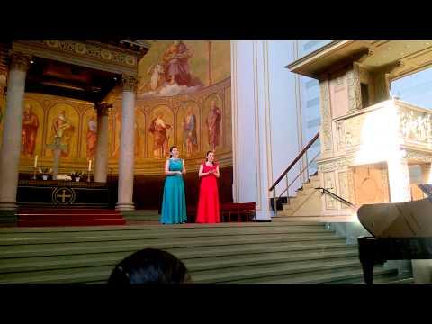 Potsdam, St. Nikolai, Akademischer Mädchenchor Batumi