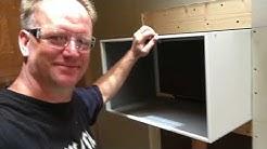 Installing a Soleus TTW air conditioner & sleeve