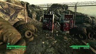 Fallout 3: Locations - Rockbreaker's Last Gas