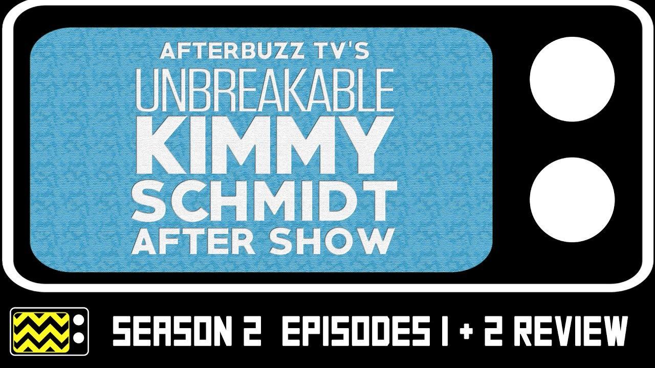 Download Unbreakable Kimmy Schmidt Season 3 Episodes 1 & 2 Review & AfterShow | AfterBuzz TV