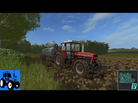 Let's Play Farming Simulator 2017 Norsk Altenstein Episode 13