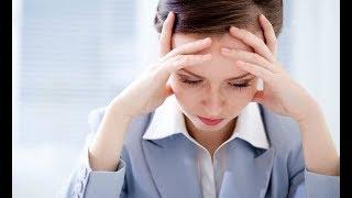만성적 근심이 건강에 미치는 영향