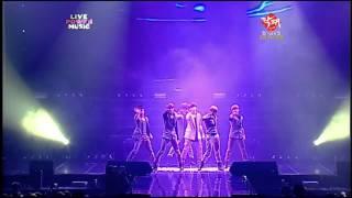 110619 | BEAST / B2ST _Special + Soom + Shock + Fiction | Seoul Hope & Dream Concert